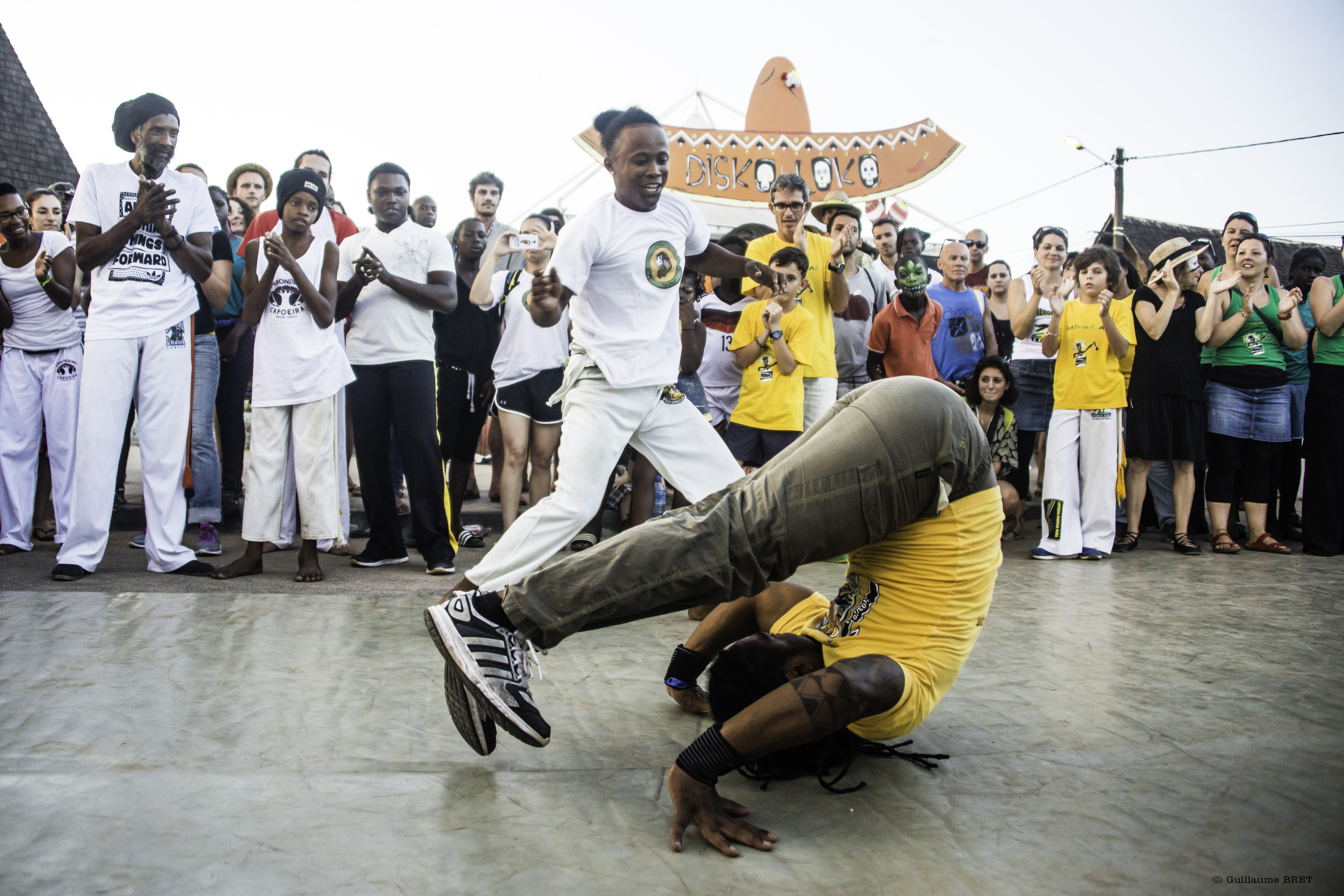 capoeira à Saint Laurent