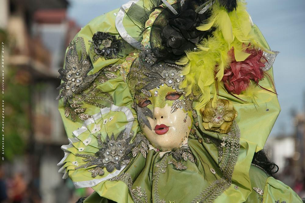 Carnaval de Guyane 2017, Cayenne, le 22 janvier 2017. © Lifetime Photographie - Guillaume BRET 2017