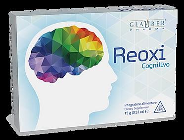 Immagine del prodotto REOXI COGNITIVO di Glauber Pharm