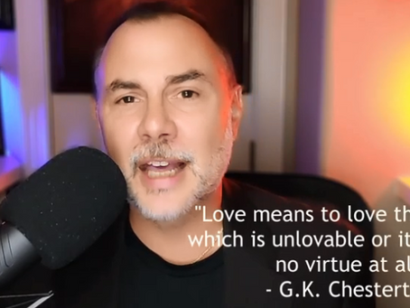 The Daily Dose: G. K. Chesterton On Love