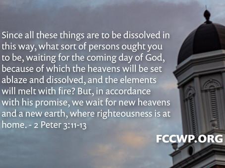 """Waiting"""