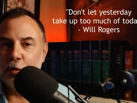 """The Daily Dose: """"Regret"""""""