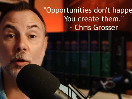 """The Daily Dose: """"Opportunity"""""""