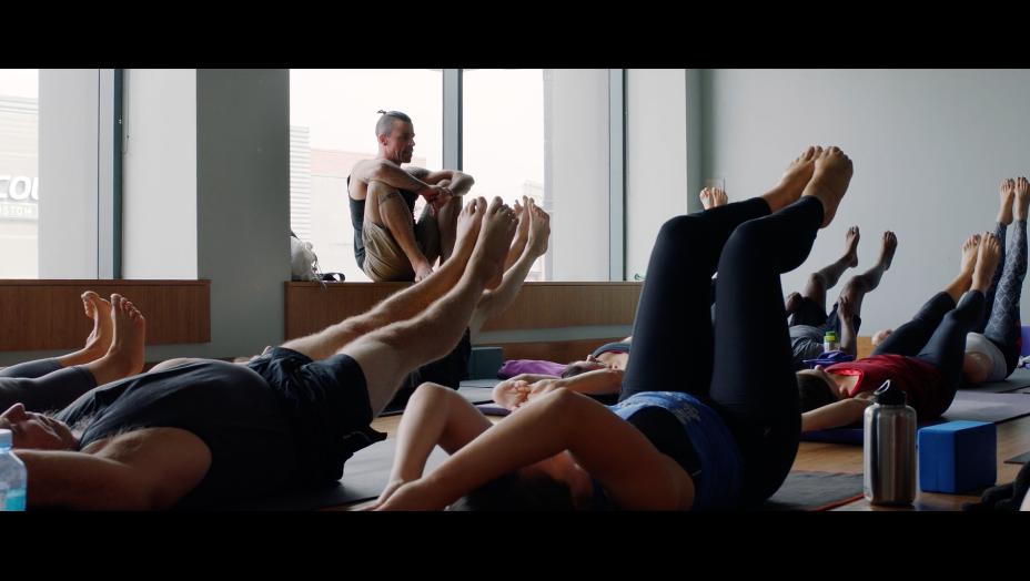 Lululemon Yoga Commercial