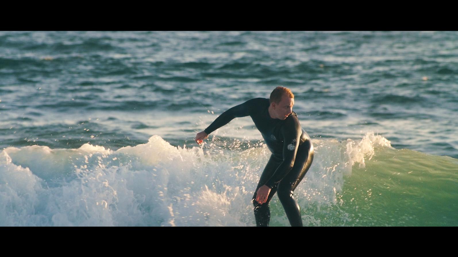 Lululemon Surfing Commercial