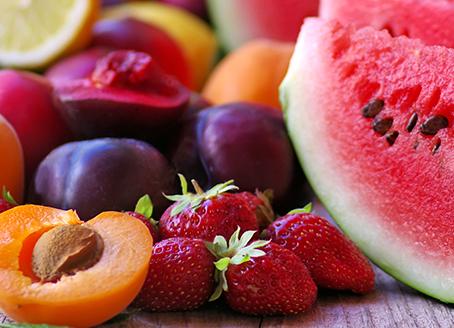 Frutas de verano ¡Ricas y muy saludables!