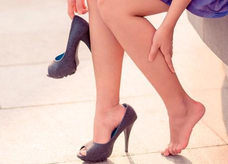 Claves para unas piernas ligeras