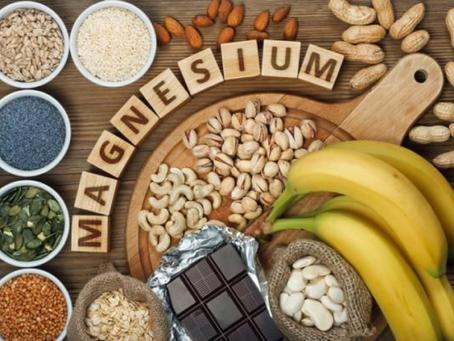 ¿Qué alimentos contienen magnesio?