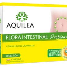 flora intestinal y probióticos
