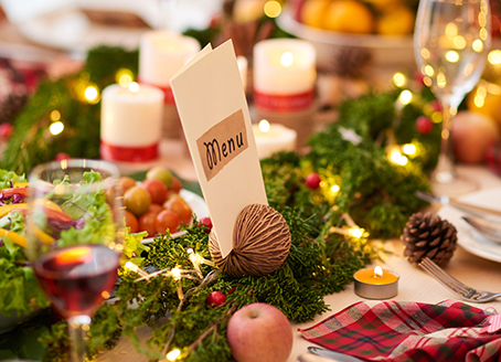 Una Navidad saludable es posible
