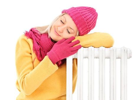 Cómo evitar que el sueño se vea afectado por el frío