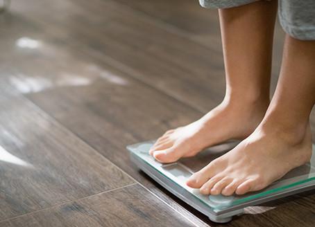 ¿Retención de líquidos o sobrepeso?