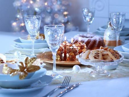 Que las comidas navideñas no te impidan dormir bien