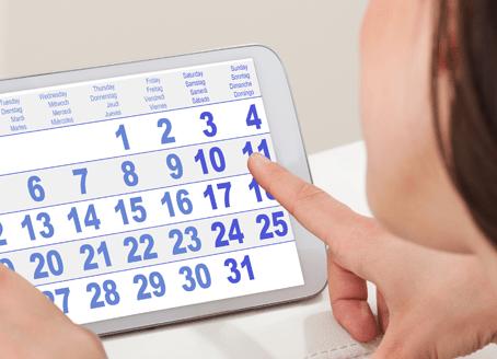 Controlando tu periodo cuidas de tu salud