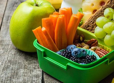 """Ideas y consejos para comer de forma saludable y mejorar tus """"tuppers"""""""