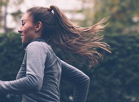Correr es un placer