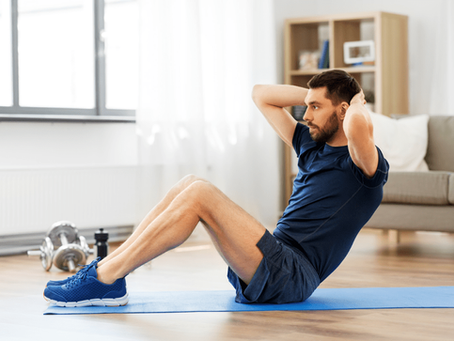 Mejora tu salud haciendo ejercicio en casa