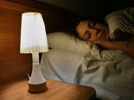 ¿Qué hacer antes de acostarnos para dormir mejor?