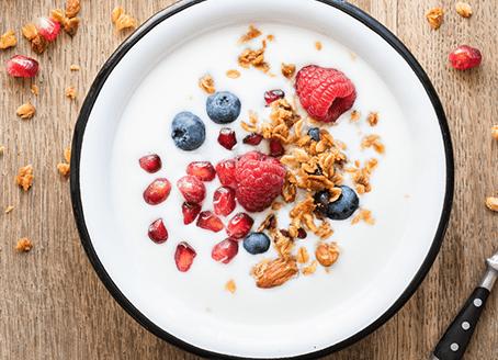 Meriendas sanas para adultos: Merienda bien y cenarás mejor