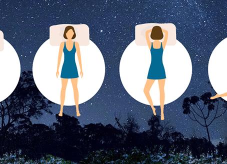 Así afecta a tu cuerpo la posición en la que duermes