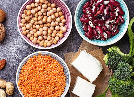 ¡Di sí a las proteínas vegetales!