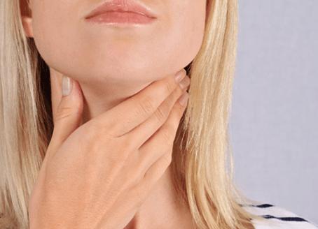 Cuando tenemos dolor de garganta