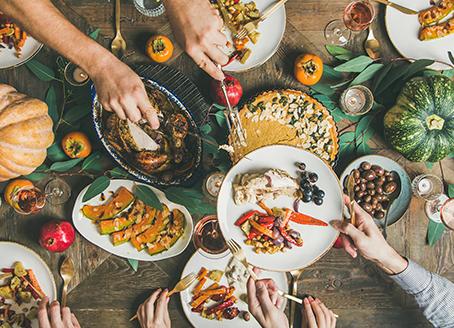 Cómo equilibrar la alimentación gracias al menú de otoño