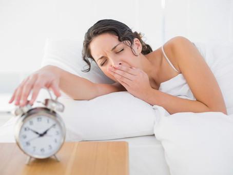 Cómo evitar el cansancio al despertarnos