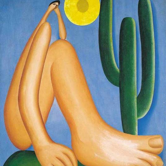 Tarsila Do Amaral - Arte Latinoamericano