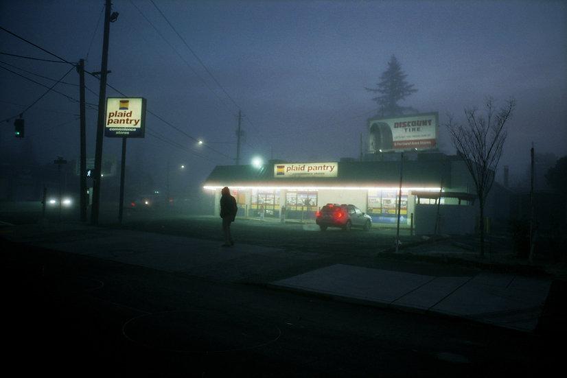 Rob Hauer - Dawn on Sandy Boulevard