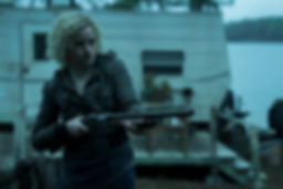 Julia Garner in Ozark. Cinematogrphy by Be Kutchins. Image Courtesy of Netflix.