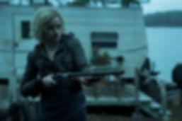 Julia Garner in Ozark. Cinematogrphy by Be Kutchins. Image Courtesy of Netflix.