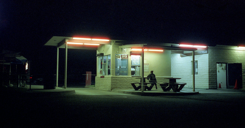 Rob Hauer - Burgers Late At Night
