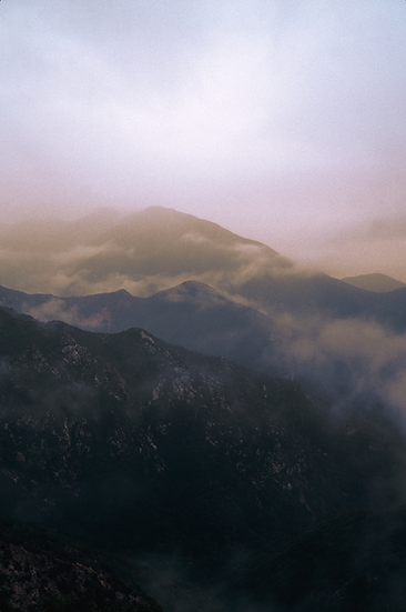 Ocean Mist Mountains