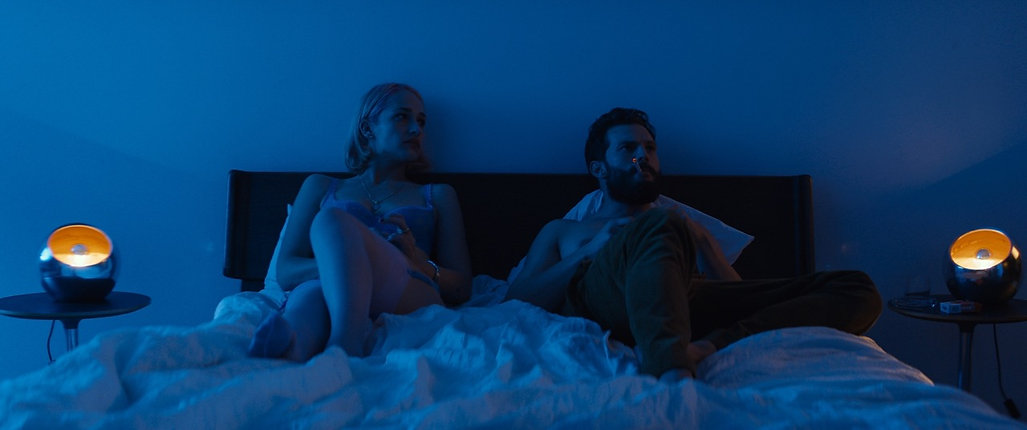 Jemima Kirke & Jamie Dornan in Untogether Film - Still by Autumn Durald Cinematography