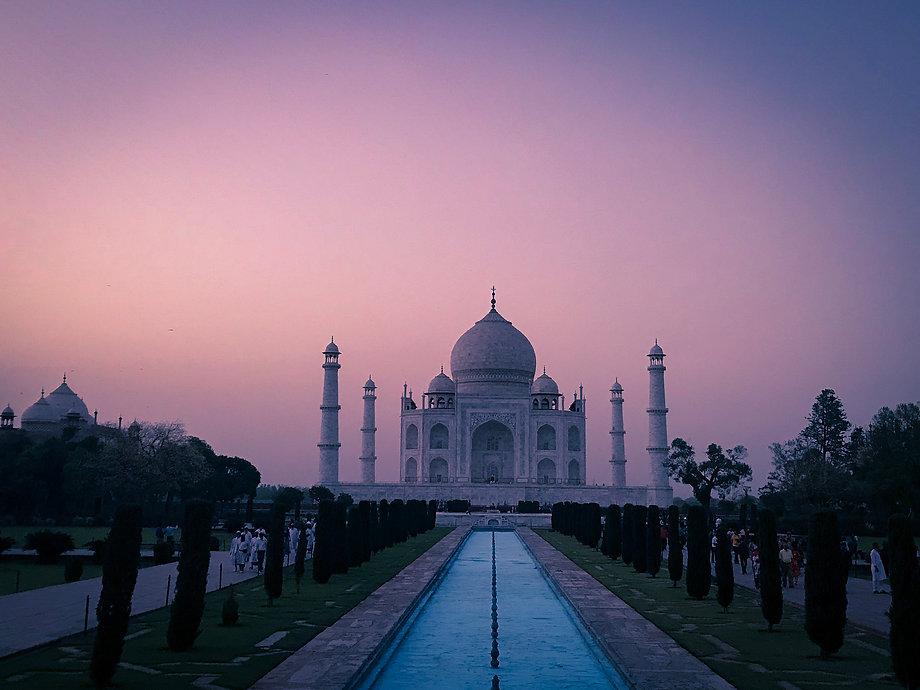 Taj Mahal UNESCO World Hertiage Site