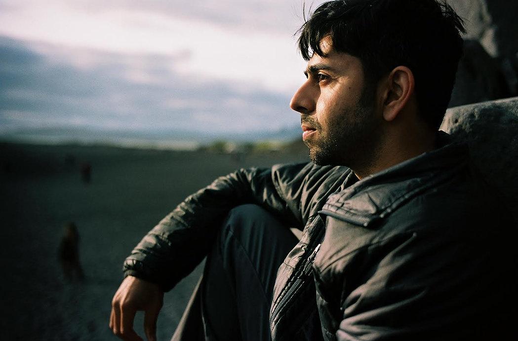 A Portrait of Nirav Patel by Ryan Muirhead