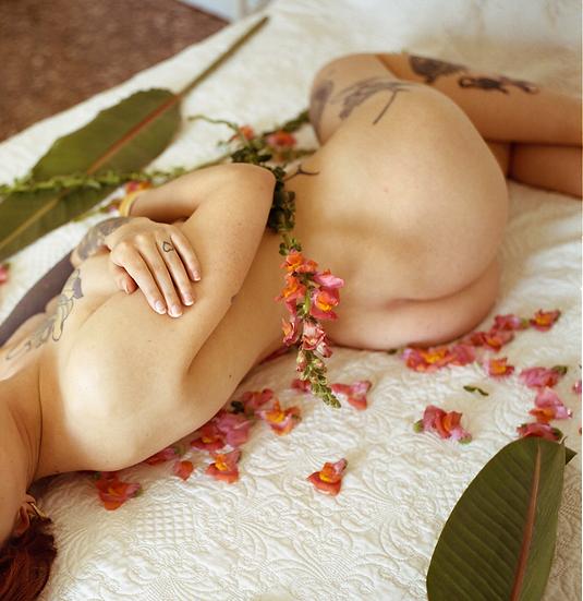 Serena Salerno: Body Blooming I