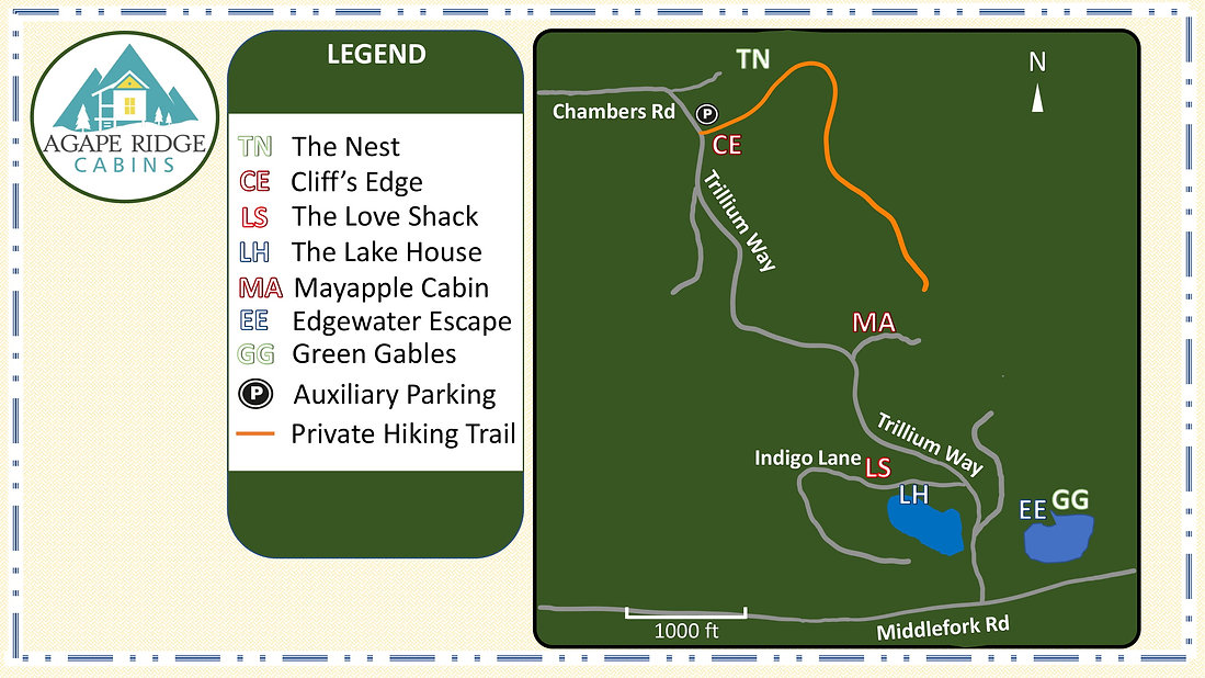Map of Agape Ridge Cabins (MA, EE, GG)-1