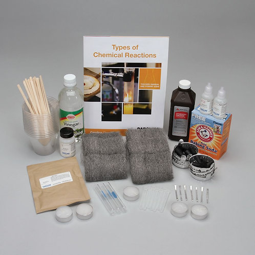 Carolina ChemKits®: Types of Chemical Reactions