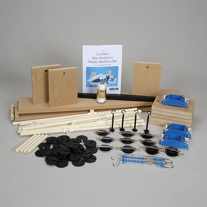 Carolina Introduction to Simple Machines Kit