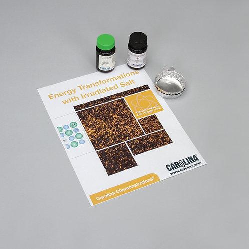 Carolina Chemonstrations®: Energy Transformations with Irradiated Salt Kit