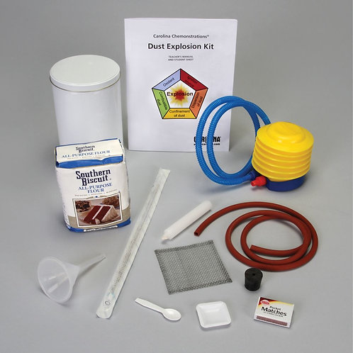 Carolina Chemonstrations®: Dust Explosion Kit