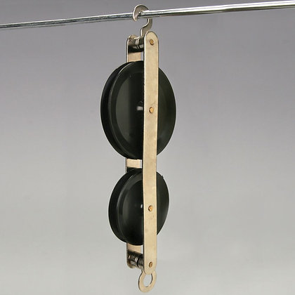 Double Tandem Pulley