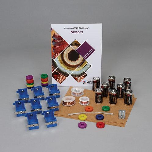 Carolina STEM Challenge®: Motors Kit