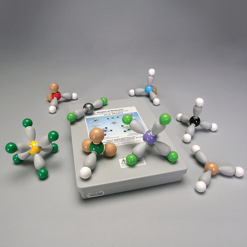 Molymod® Shapes of Molecules Set