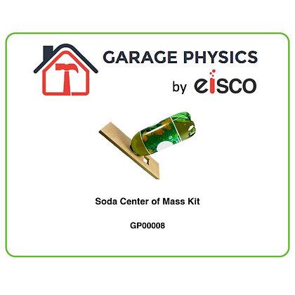 Garage Physics: Soda Center of Mass Kit