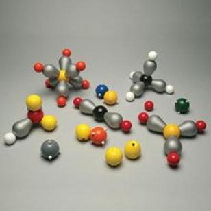 Super-Size VSEPR Molecular Model Set