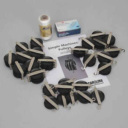 Carolina® Simple Machines: Pulleys Kit