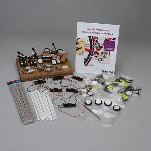 Carolina® Simple Machines: Wheels, Gears, and Axles Kit